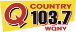 WQNY QCountry 103.7 FM ... This is your Country!